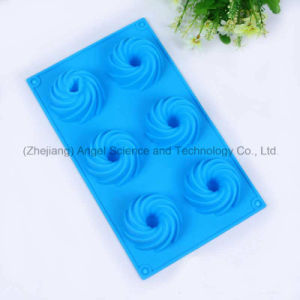 Cheap Gear Wheel Silicone Fondant Mould Chocolate Mold Cake Mold Sc46 pictures & photos