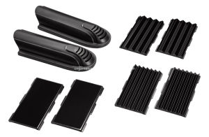 Hot Sell Magical 4 in 1 Hair Curler Flat Iron Hair Straightener pictures & photos