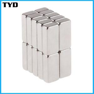 N52 Sintered Neodymium Strong Block NdFeB Permanent Magnet