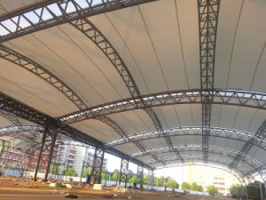 Welding Prefabricated Steel Trusses Structure pictures & photos