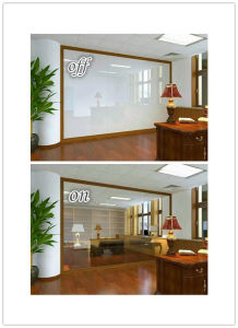 Switchable Electrical Pdlc Film for Building Glass pictures & photos