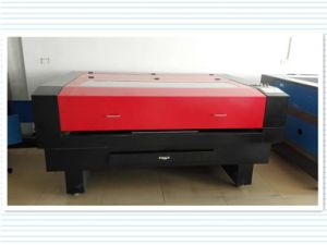 Laser Cutting and Engraving Machine for Wood/Fabric From China
