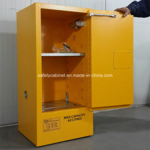 Westco 80L Safety Storage Cabinet for Flammables and Combustibles pictures & photos