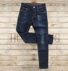 New Fashion Sepcial Design High Quality Men′s Demin Jeans (HDMJ0037) pictures & photos