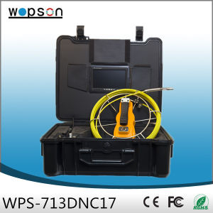 Wopson Plumbing Push Rod Inspection Camera System pictures & photos