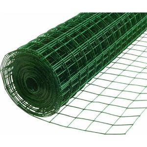 The Cheap PVC Coated with Galvanized Welded Wire Mesh pictures & photos