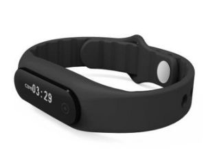 Fitband Intelligent Sport Watch Waterproof Touch-Screen Smart Bracelet pictures & photos