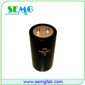 10000UF 400V AC Motor Super Capacitor with Ce RoHS pictures & photos