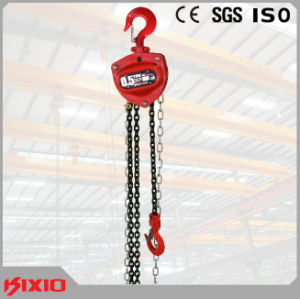Kixio 0.5ton Manual Chain Hoist with Ce Approved pictures & photos