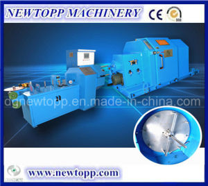 Cantilever Type Wire & Cable Single Twisting Machine pictures & photos