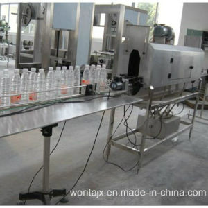 Bottle Manual Labeling Machine Steam Shrink Tunnel (WD-T1000, WD-T2000) pictures & photos