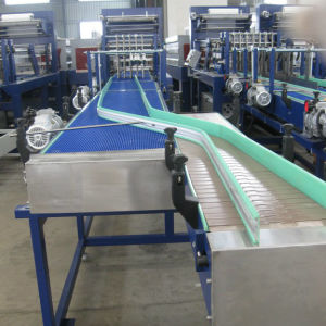 Wd-350A Shrink Film Wrapping Machine for Drinking Water (WD-350A) pictures & photos
