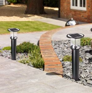 2015 Newest High Quality Solar Light Magic Garden Lights Street Lamp pictures & photos