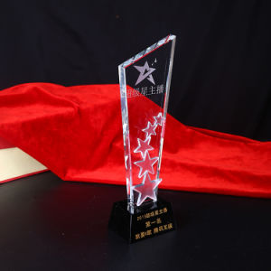 Newest Exalted Custom Crystal Award Trophy pictures & photos