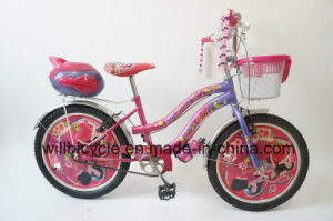 W-2005 High Quality Princess Children Bicycle for Girls