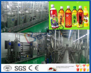 Hot Filling Bottled Juice Processing Plant (1-40TPH) pictures & photos
