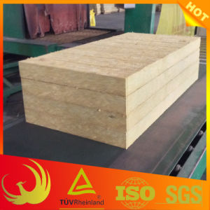 Waterproof Curtain Wall Rock Wool Board (building) pictures & photos