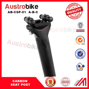 Carbon Seatpost Carbon Seat Post for MTB Road Time Trial Bike pictures & photos