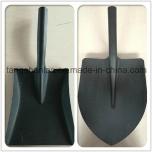 Hand Tool Types of Railway Steel Shovel and Spade pictures & photos