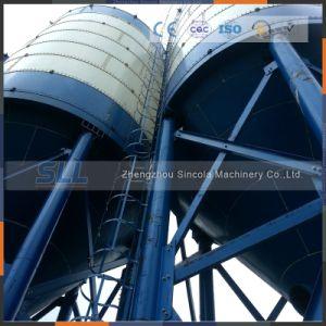 Concrete Batching Plant Used, 100 Ton Cement Silo for Sale pictures & photos