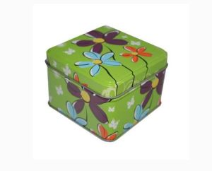 Wholesale Tin Jar for Christmas Gift and Candy pictures & photos