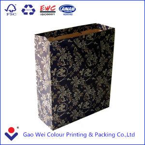 China Factory Brown Kraft Paper Bag / Custom Logo Printing Kraft Paper Bag pictures & photos