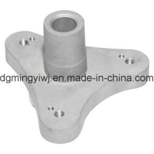 2016 Popular Dongguan Aluminum Die Casting Manufacturer Customized with CNC Machining Treatment