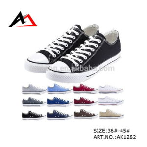 Canvas Casual Shoes Fashion Good Quality Sneakers for Men (AK1282) pictures & photos