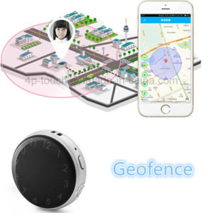Mini GPS Tracker for Kids/Elders/Teenagers with Speaking Clock A12 pictures & photos