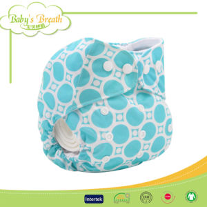 Fashion Design Lovely 100% Cotton Comfortable Baby Cloth Diaper