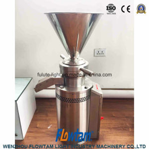 Square Export Inox Vertical Green Bean Colloid Mill Mixing Machine pictures & photos