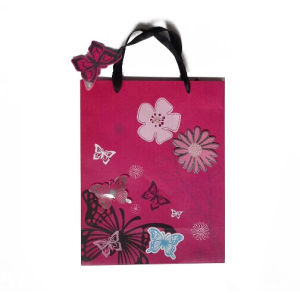Lovely&Beauty 3D Butterfly Paper Gift Shopping Bag