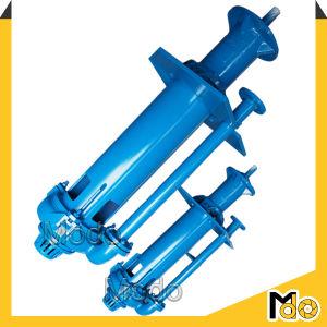 Cast Iron Heavy Duty Electric Vertical Slurry Pump pictures & photos
