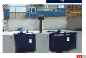 250kgs Electric Induction Furnace