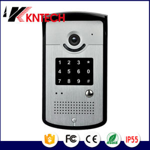 GSM Door Phone Knzd-42vr Handfree Elevator Telephone pictures & photos