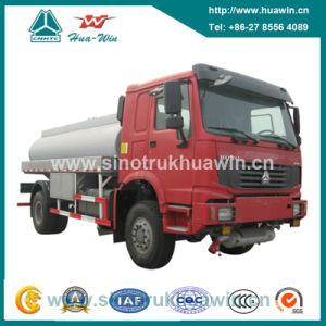 Sinotruk HOWO All Drive 4X4 Fuel Tanker Truck pictures & photos