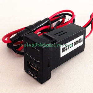 Auto Parts USB Car Charger for Car, Boat, Moto pictures & photos