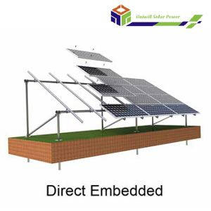 Solar PV Panel Module System/ Ground Mount Solution I pictures & photos