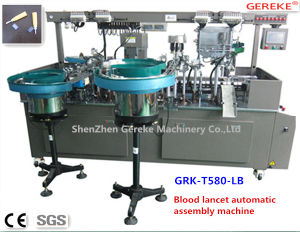 Medical Equipment-Blood Lancet Automatic Assembly Machine with CE Certificate pictures & photos