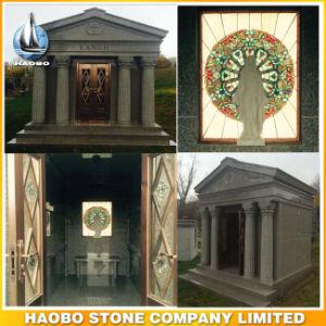 Private Custom Design Mausoleum Granite pictures & photos