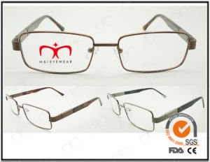 New Fashion Hot Selling Eyewear Frame Metal Optical Frame (WFM501009) pictures & photos