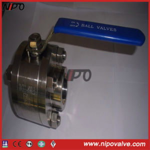 Forged Stainless Steel Fnpt Female Thread Ball Valve pictures & photos