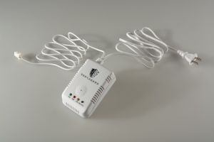 Alarm Security Linkage Carbon Monoxide & Combustible Gas Leakage Detector with Solenoid Valve Dn20 pictures & photos