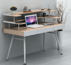 New Style Modern MDF Office Desk Office Table (CT-3551) pictures & photos