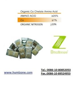 Humizone Oganic Co Amino Acid Chelate (ACC-Co-P) pictures & photos