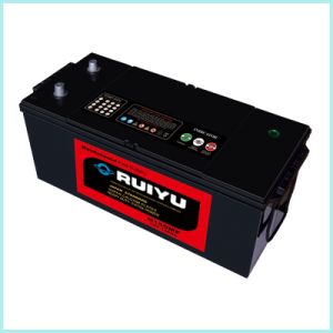 N150 Heavy Duty Battery Trucks Battery pictures & photos