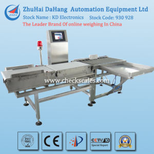 Online Weighing Machine, Automatic Checkweigher pictures & photos