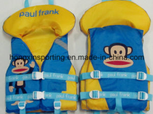 Good Nylon and EPE Foam Life Jacket (HX-V0036) pictures & photos