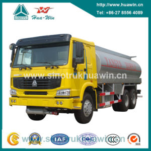 Sinotruk HOWO 336HP 6X4 Fuel Tanker Truck pictures & photos