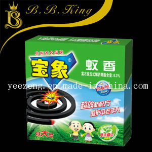China Factory Cheap Price Black Mosquito Coil pictures & photos